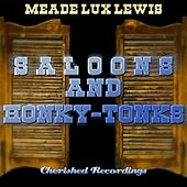 Saloons and Honky-Tonks by Meade