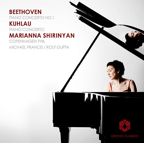 Beethoven: Piano Concerto No. 1 - Kuhlau: Piano Concerto by Marianna Shirinyan