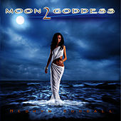 Moon Goddess 2 by Medwyn Goodall