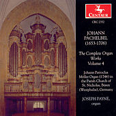 The Complete Organ Works Vol. 4 by Johann Pachelbel