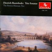 Trio Sonatas by Dietrich Buxtehude