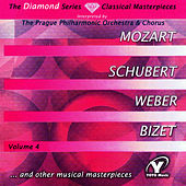 The Diamond Series: Volume 4 by Prague Philharmonic Orchestra