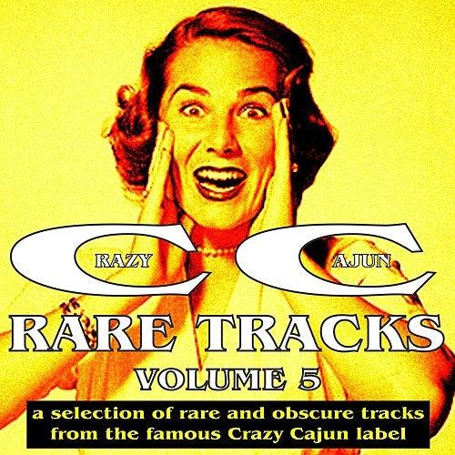Crazy Cajun Vol. 5 by Various Artists