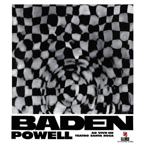 Baden Powell ao vivo no Teatro Santa Rosa by Baden Powell