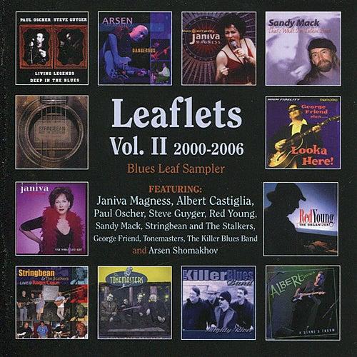 Leaflets, Vol. II 2000-2006: Blues Leaf Sampler by Various Artists