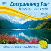 Authentische Volksmusik & Naturklänge by Various Artists