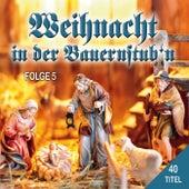 Weihnacht in der Bauernstub'n - Folge 5 (CD1 von 2) by Various Artists