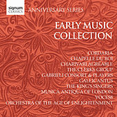 The Early Music Collection by Various Artists