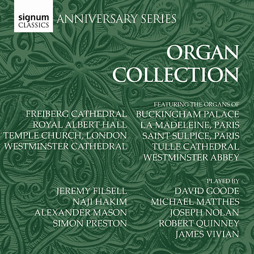 The Organ Collection by Various Artists