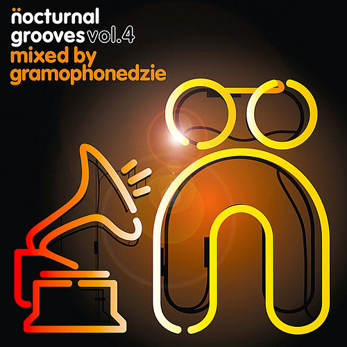 Nocturnal Grooves, Vol. 4 (Mixed by Gramophonedzie) by Various Artists