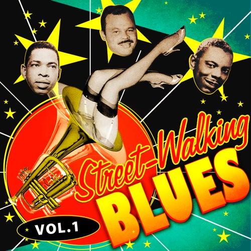 Street-Walking Blues, Vol. 1 by Various Artists