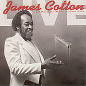 James Cotton Live At Antone's Nightclub by James Cotton