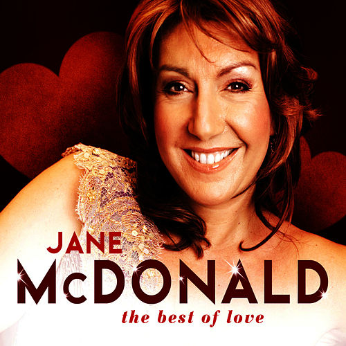 The Best Of Love by Jane Mcdonald
