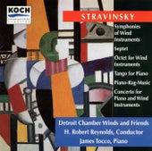 Symphonies Of Wind Instruments, Septet, Octet... by Igor Stravinsky
