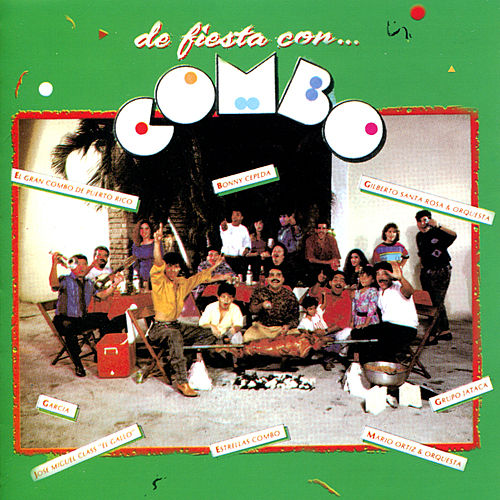 De Fiesta Con Combo by Various Artists