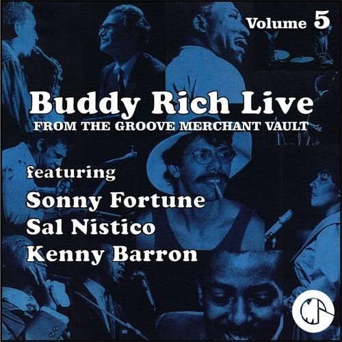 Buddy Rich Live by Buddy Rich