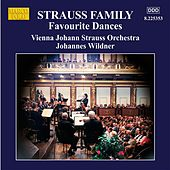 Strauss Family: Favourite Dances by Johann Strauss Orchestra