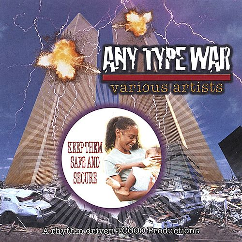Any Type War von Various Artists