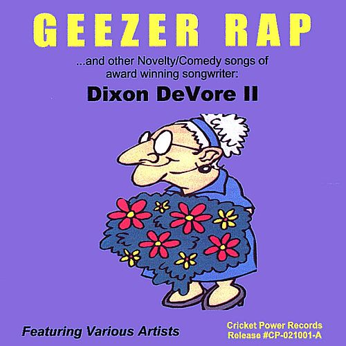 GEEZER RAP by Various Artists
