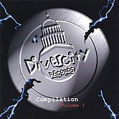 Divercity Records Compilation 1 & 2 Double CD by Various Artists