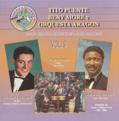 3 Grandes Orquestas E Interpretes De La Musica Afro-Cubana, Vol. 3 by Tito Puente