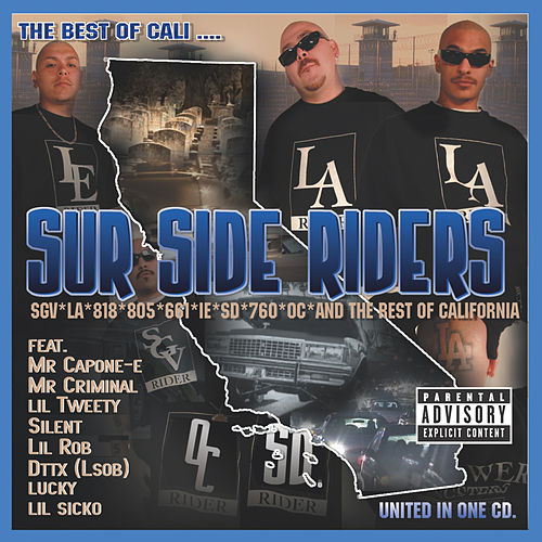 Sur Side Riders by Various Artists