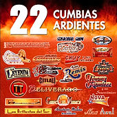 22 Cumbias Ardientes by Various Artists