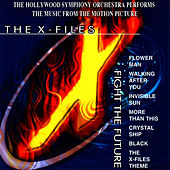 Music from the Motion Picture The X - Files by Hollywood Symphony Orchestra