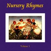 Childrens Nursery Rhymes, Volume 1 by The Modern Nursery Rhyme Singers