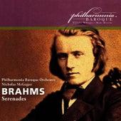 Brahms:Serenades by Philharmonia Baroque Orchestra