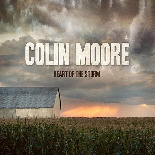 Heart of the Storm by Colin Moore