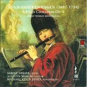 Falckenhagen: 6 Flute Concertos, Op. 4 by Sabine Dreier