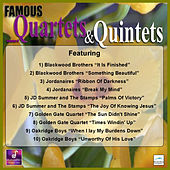 Famous Ouartets and Quintets, Vol. 8 by Various Artists