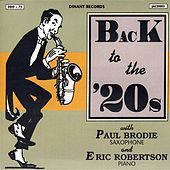 Brodie, Paul: Back To the '20S by Paul Brodie