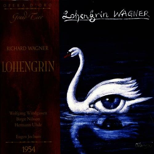 Wagner: Lohengrin by Wolfgang Windgassen