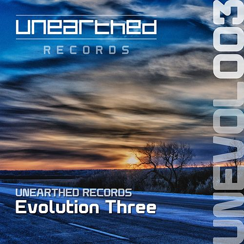 Unearthed Records: Evolution Three - EP by Various Artists