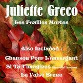 Les feuilles mortes by Juliette Greco