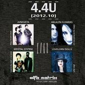 4.4u [2012.10] by Various Artists