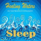Sleep: Brainwave Entrainment (Healing Waters Embedded With 0.5-4hz Delta Binaural Beats) by Binaural Institute