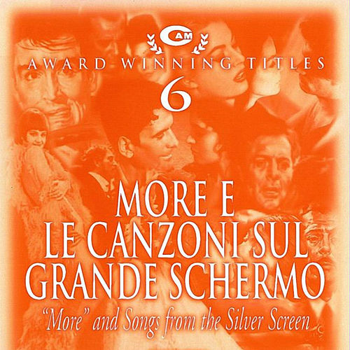 More e le canzoni sul Grande Schermo by Various Artists