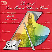 Rarities of Piano Music at 'Schloss vor Husum' Festival 2011 - Live by Various Artists