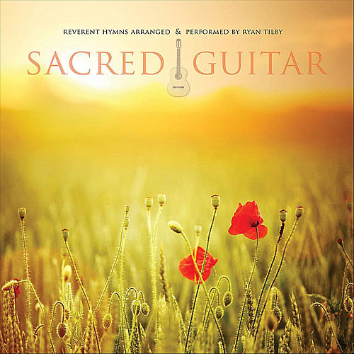 Sacred Guitar by Ryan Tilby
