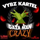 Gaza Man Crazy - EP by Vbyz Kartel