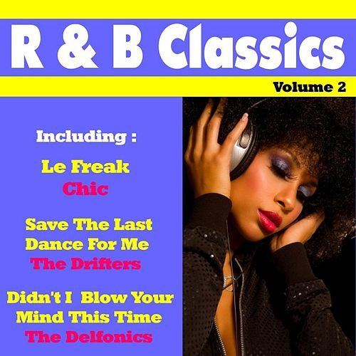 R&B Classics, Vol. 2 by Various Artists
