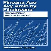 Malgache du Nouveau Testament (Non-Dramatisée) Version Protestante - Malagasy Bible by The Bible