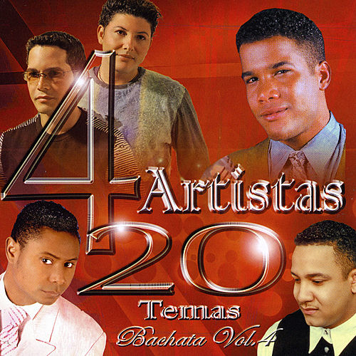 20/4 Bachata Vol.4 by Various Artists