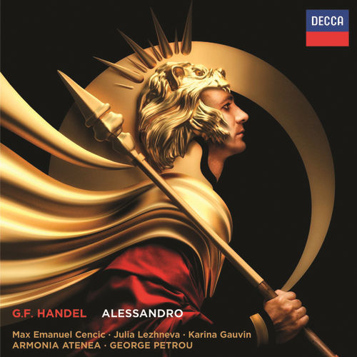 Handel: Alessandro by Various Artists