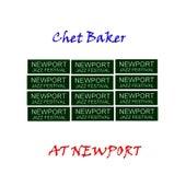 At Newport von Chet Baker