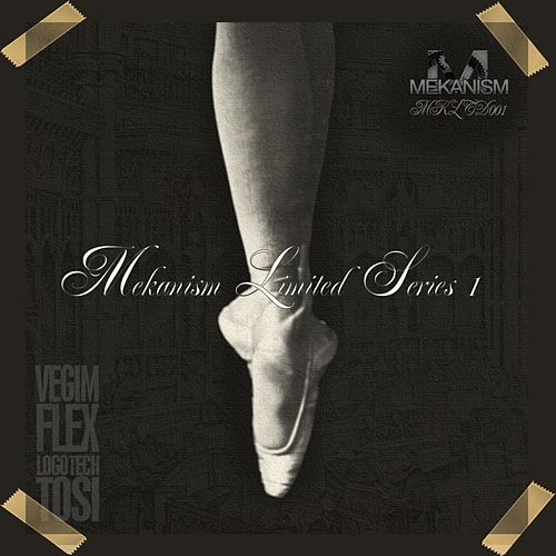 Mekanism Limited 001 - Single by Various Artists