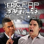 Barack Obama vs Mitt Romney by Epic Rap Battles of History